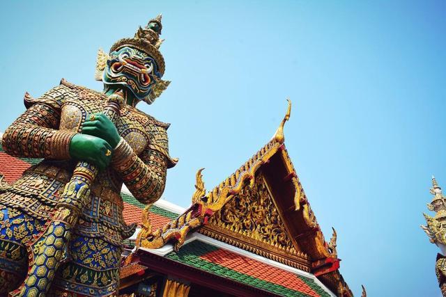 泰国旅游资源丰富