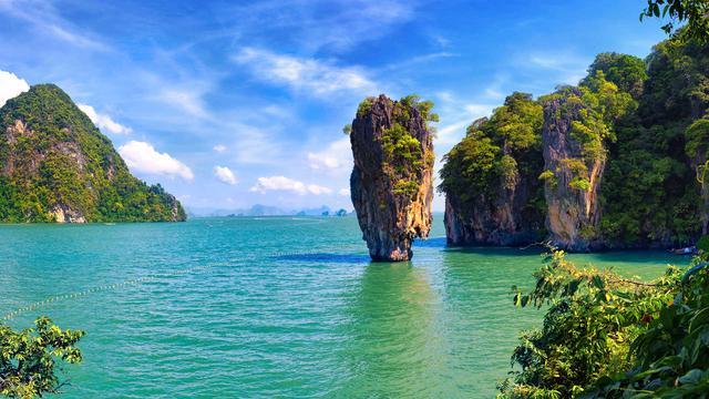 漂亮的普吉岛