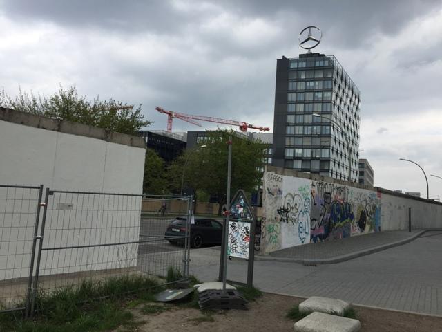 德国柏林墙