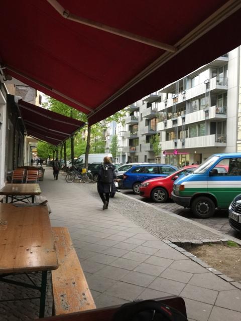 柏林公寓楼
