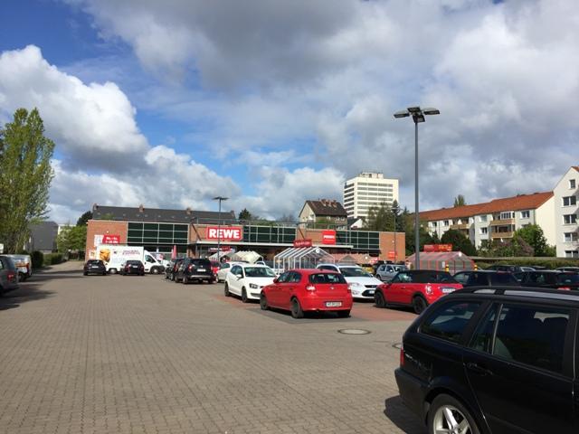 REWE超市