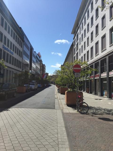 汉诺威街景