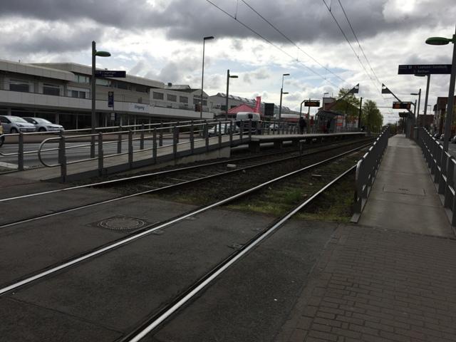 汉诺威轻轨站