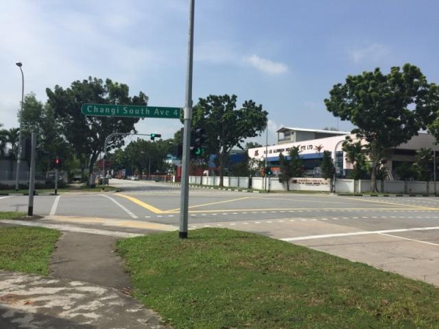 新加坡机场附近