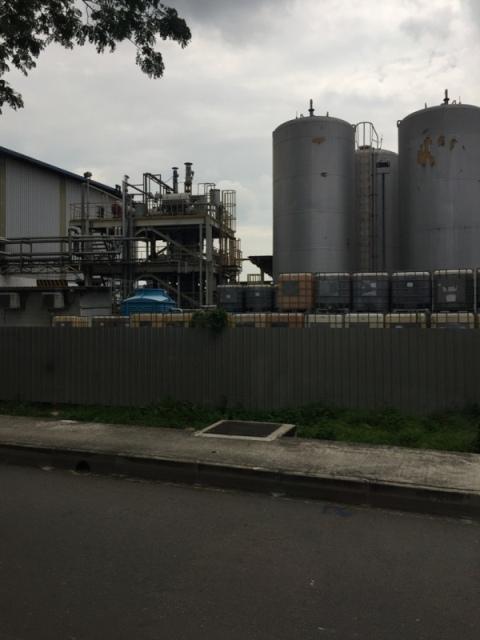 新加坡工厂